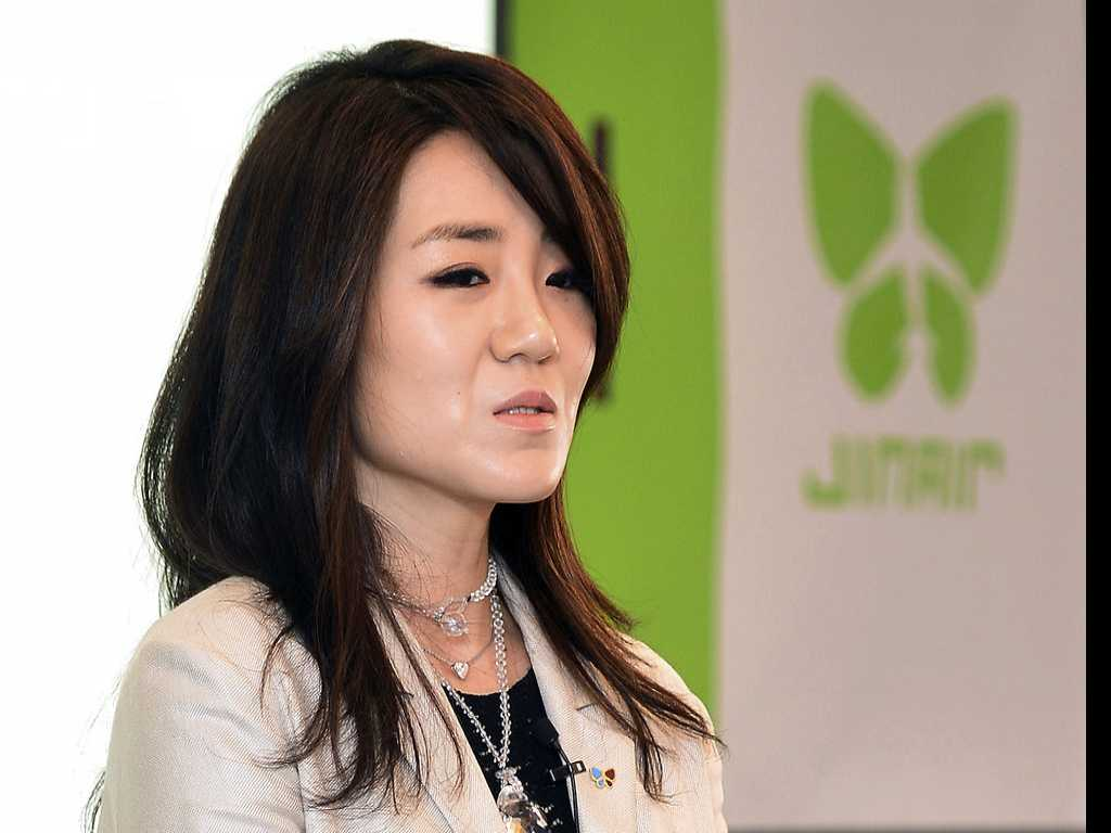 Korean Air Suspends 'Nut Rage' Sister From Work Over Tantrum
