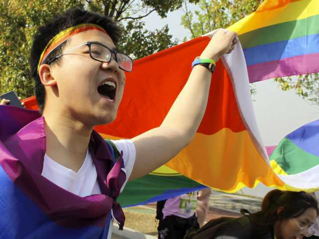 China's Weibo Site Backtracks on Gay Censorship After Outcry