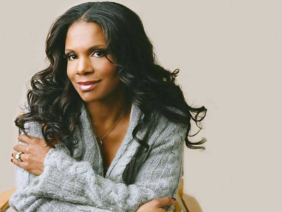 Audra McDonald. Symphony Hall, Boston. April 13, 2018