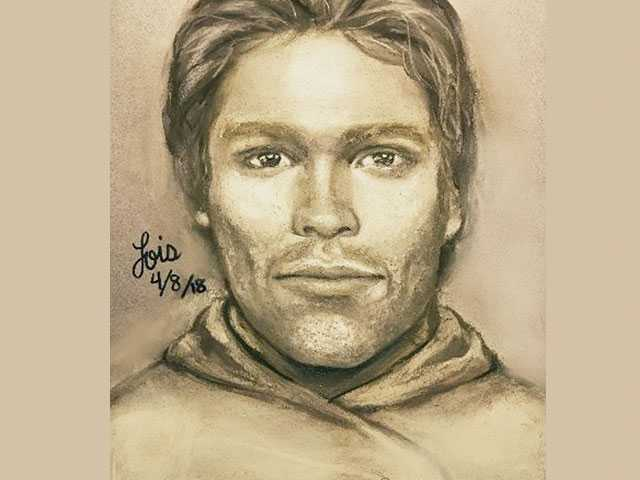 Stormy Daniels Shows Sketch of Man She Says Threatened Her