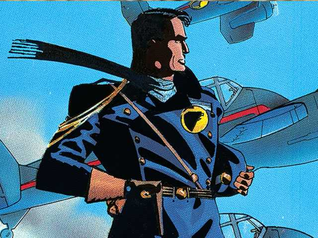 Steven Spielberg Taking on DC Universe Film 'Blackhawk'