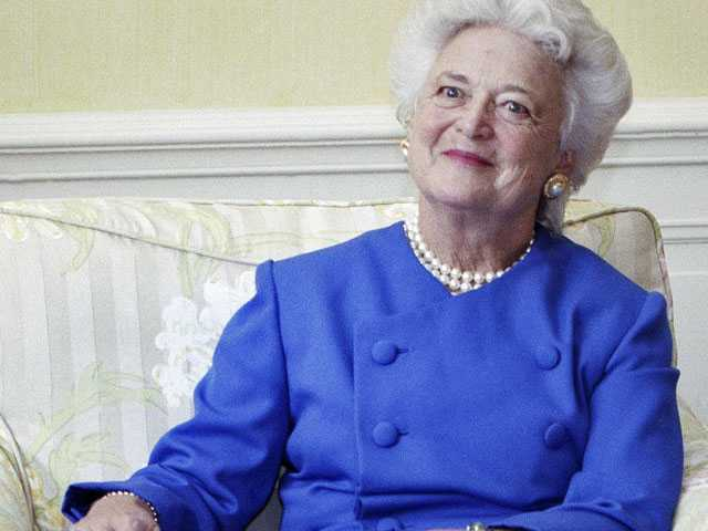 Presidents, First Ladies Praise Barbara Bush's Dedication