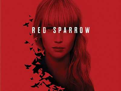 Review :: Red Sparrow
