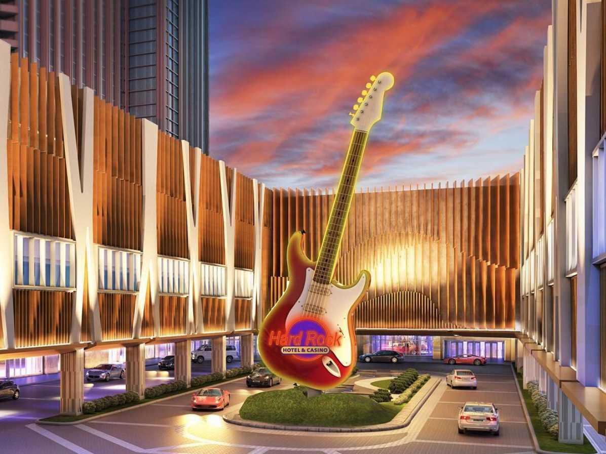 Atlantic City's Hard Rock Casino Announces 6/28 Opening