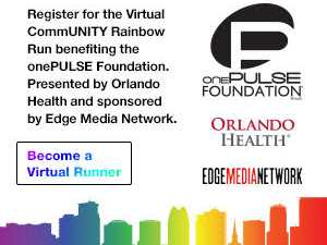 onePULSE Foundation to Mark Second Anniversary of Mass Shooting with Virtual Run