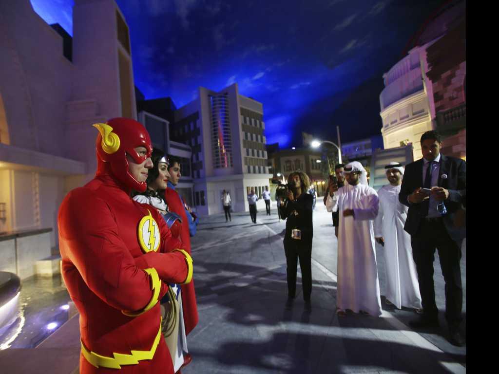 Abu Dhabi Set to Open $1B Warner Bros. Amusement Park