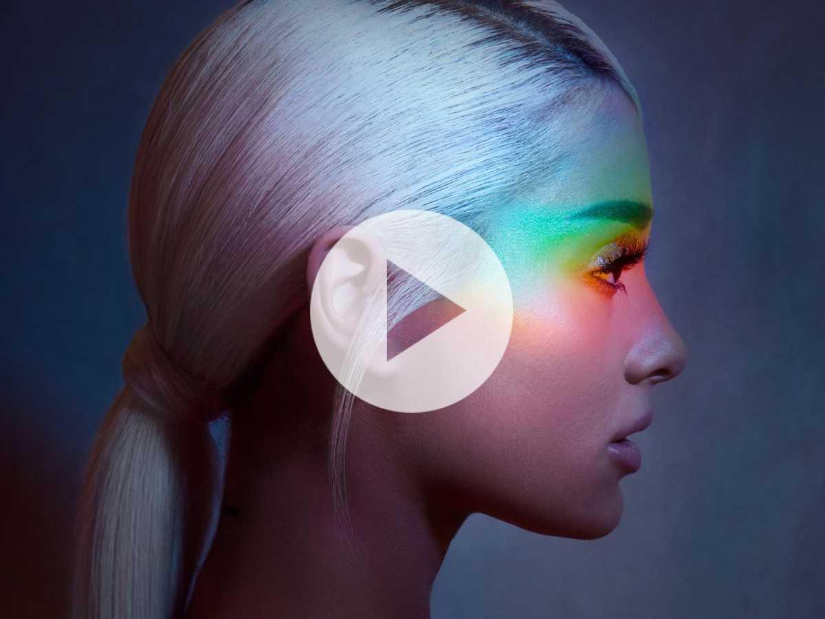 Listen: Ariana Grande Teases New Song, Shares Artwork