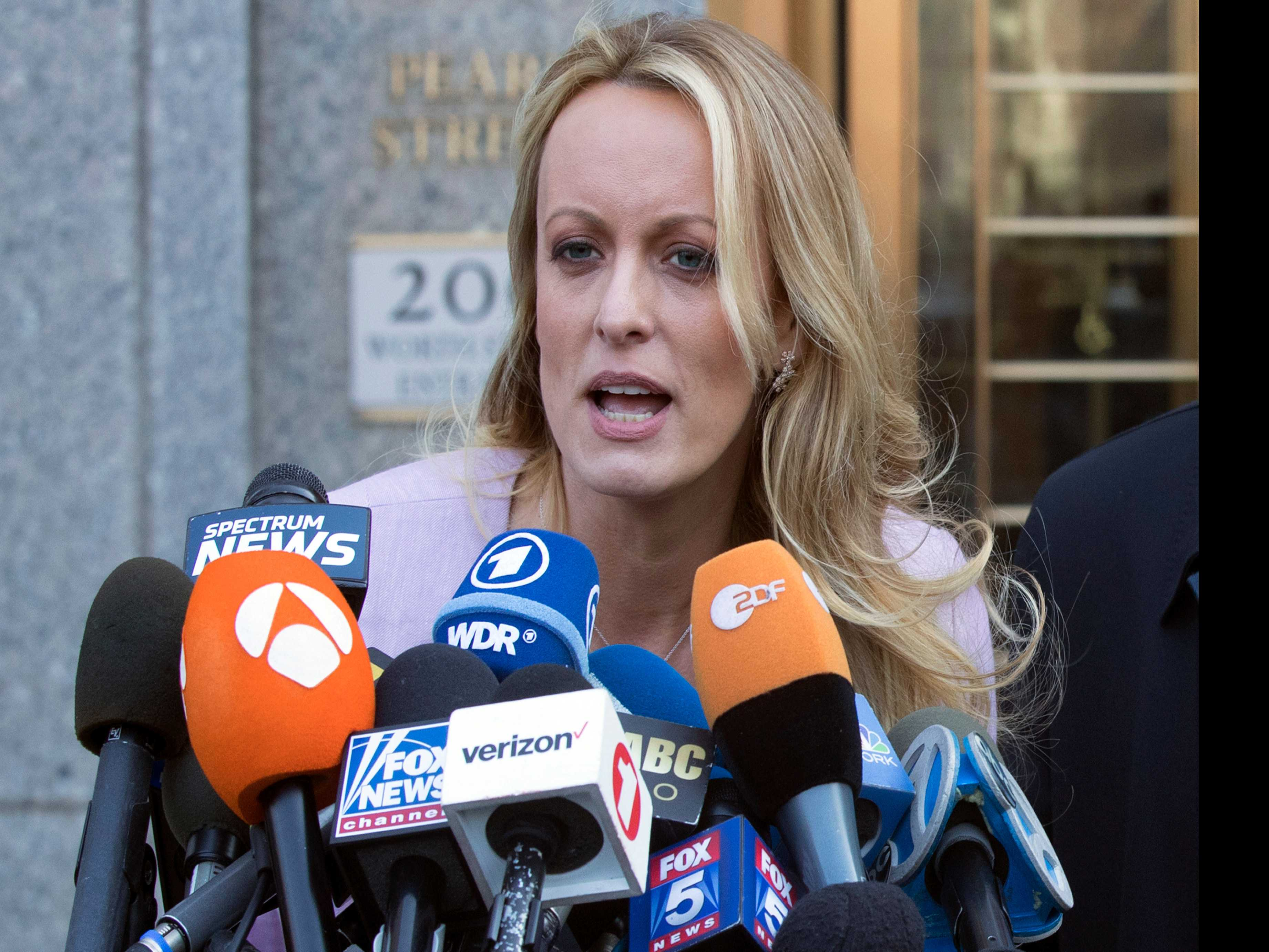 Judge to Hear Arguments About Delaying Stormy Daniels Case