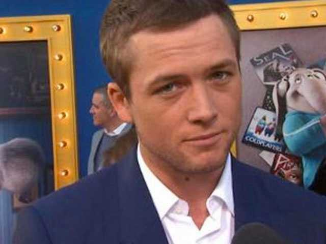 'Kingsman' Star Taron Egerton to Play Elton John in 'Rocketman' Biopic