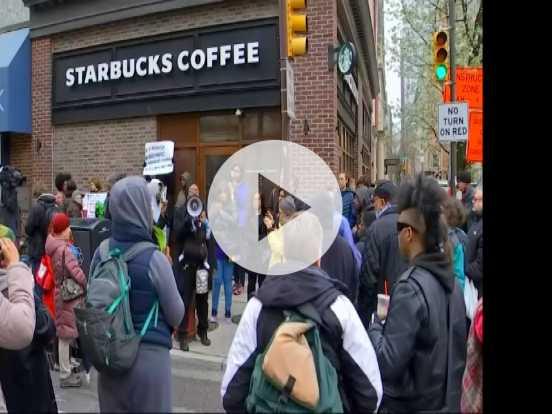 Facing Pressure, Starbucks Offers Bias Training