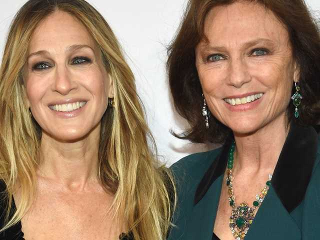 Sarah Jessica Parker Calls Cynthia Nixon's Run 'Exciting'