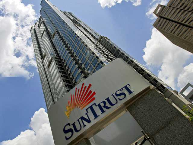 SunTrust Warns 1.5 Million Clients of Potential Data Theft