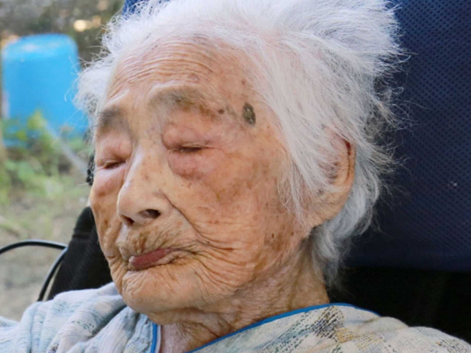 World's Oldest Person Dies in Japan at Age of 117