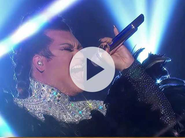 Watch: 'American Idol' Drag Queen Ada Vox Continues to Slay Competition, Gets RuPaul Praise