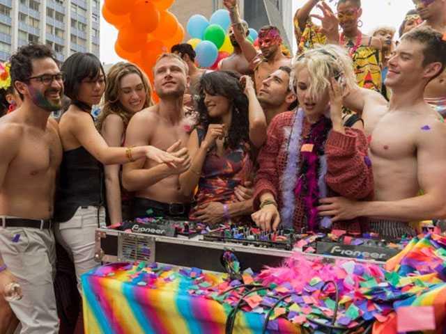 Netflix Announces 'Sense8' Series Finale Date
