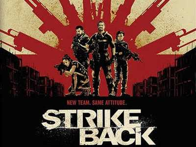 Strike Back - The Complete Fifth Season