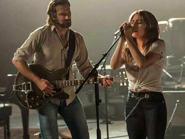 'A Star is Born' Steals Show in Starry Warner Bros. Slate