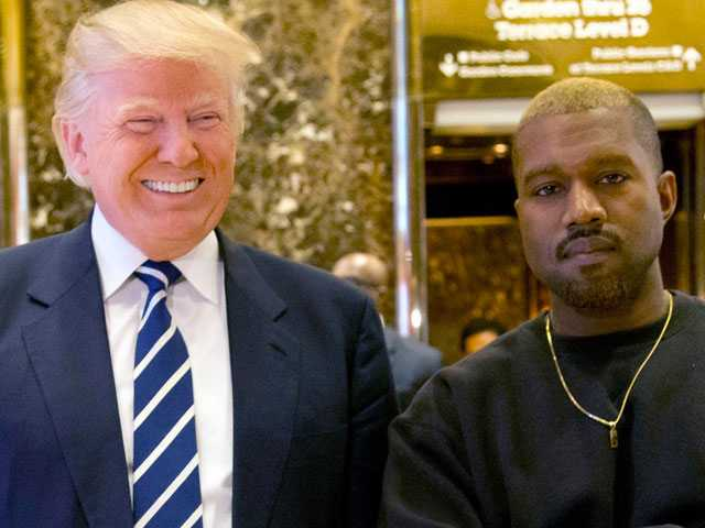 Oh, Yeezus: Trump and Kanye West Trade Twitter Love