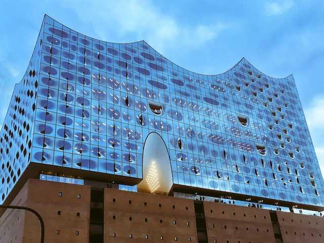 Historic Hamburg May Be Europe's Most Modern City