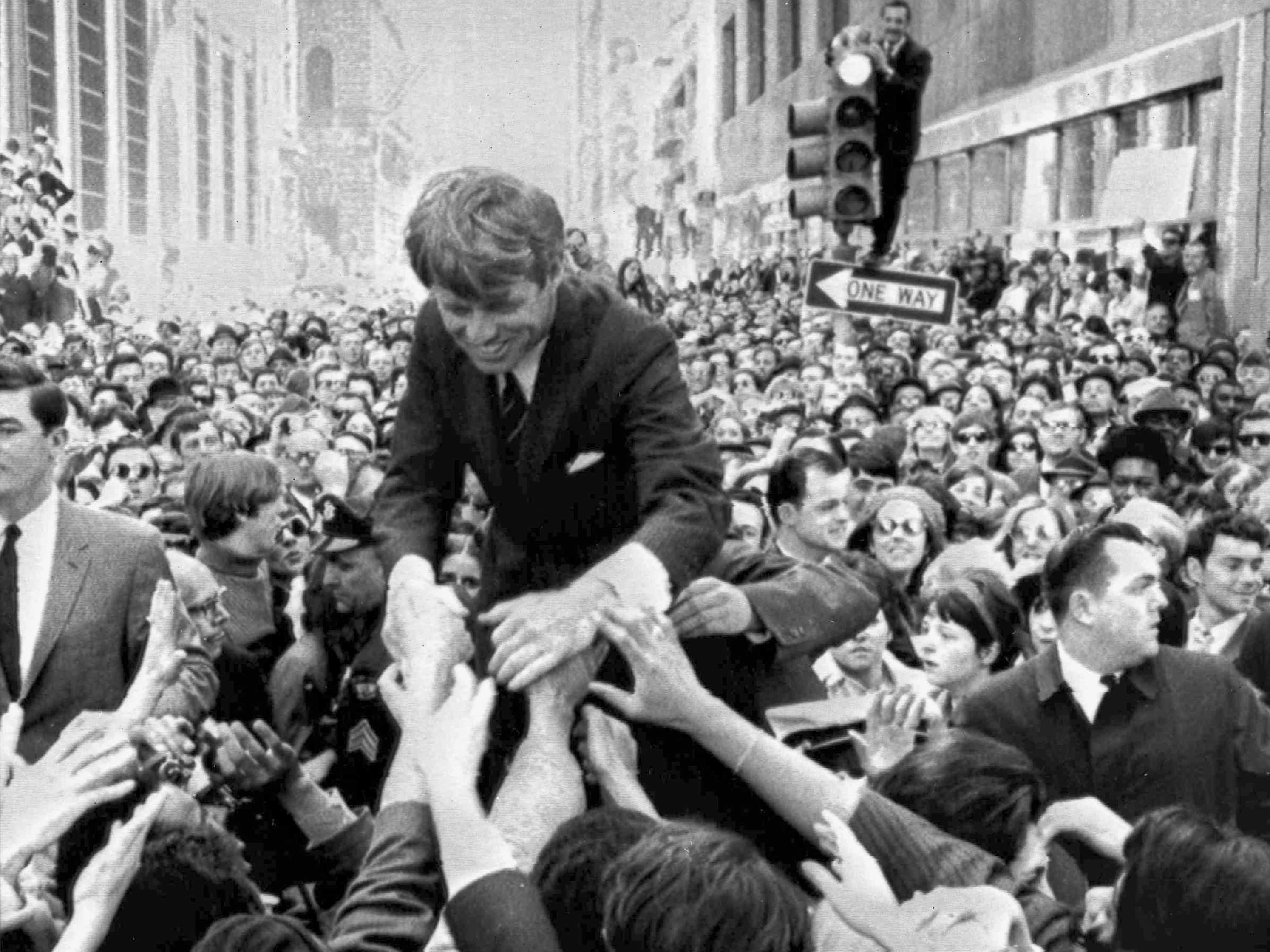 Netflix Documentary Explores RFK's Legacy 50 Years Later