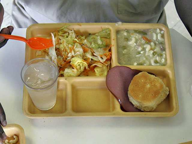 The State That Wants to Spend More, Not Less, on Prison Food