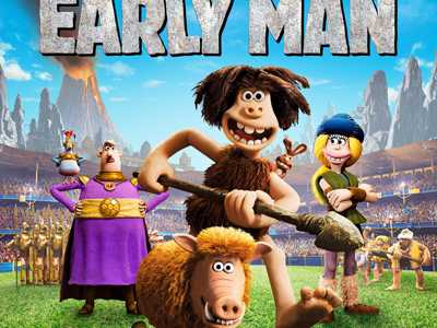 Review :: Early Man