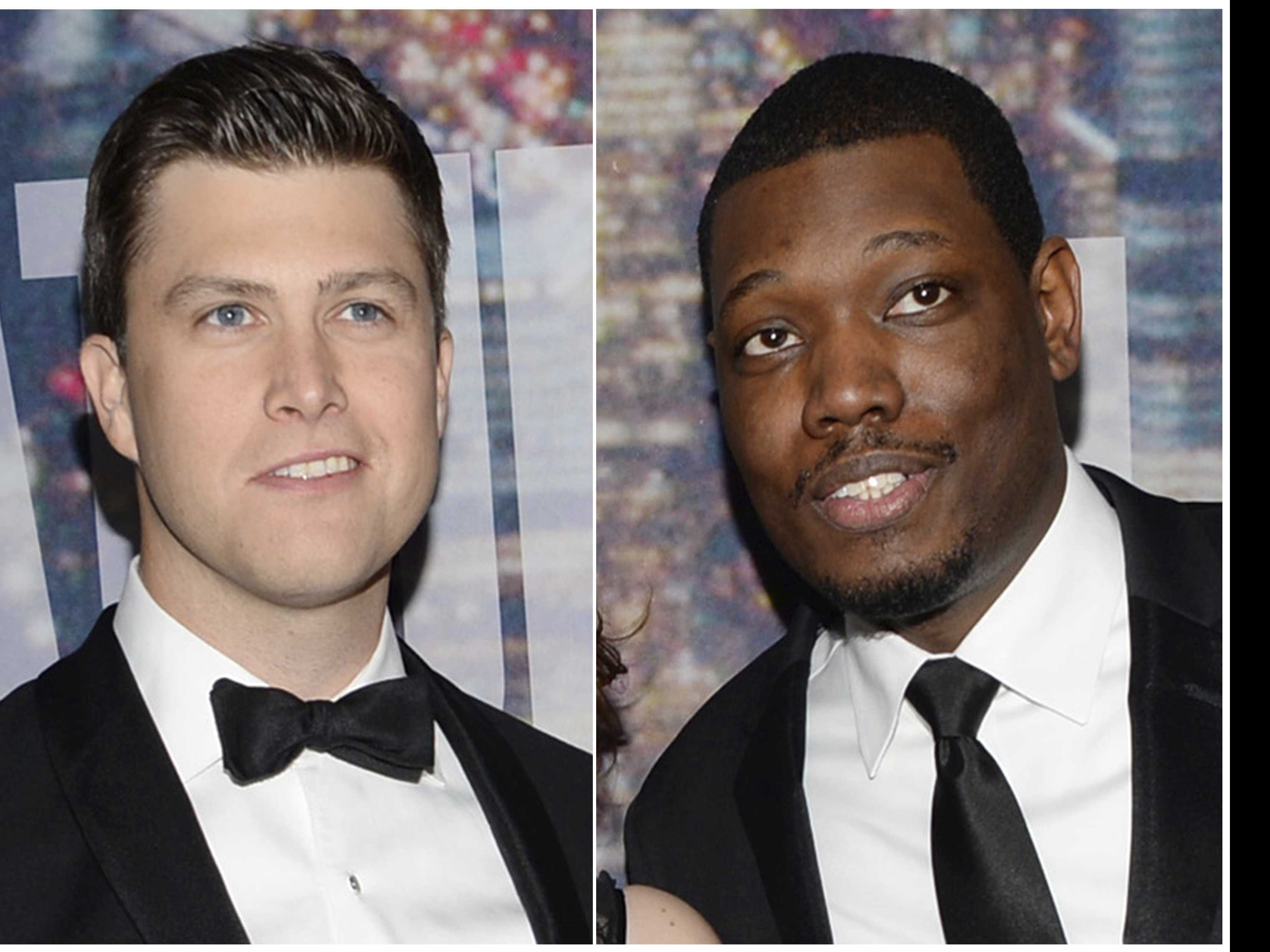 Michael Che, Colin Jost of 'SNL' to Host Emmy Awards
