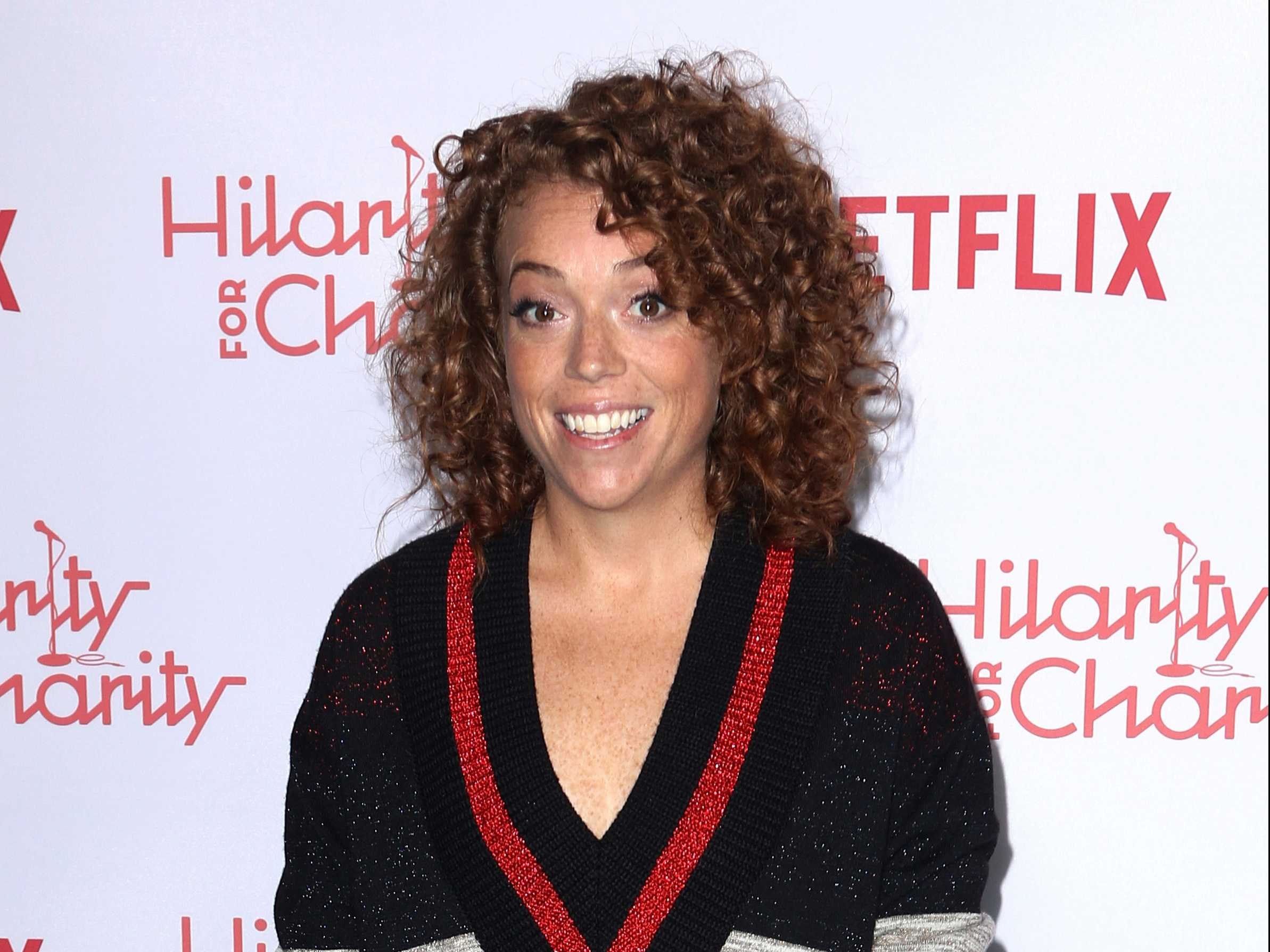 Welcome to the Partisan Fury, Michelle Wolf