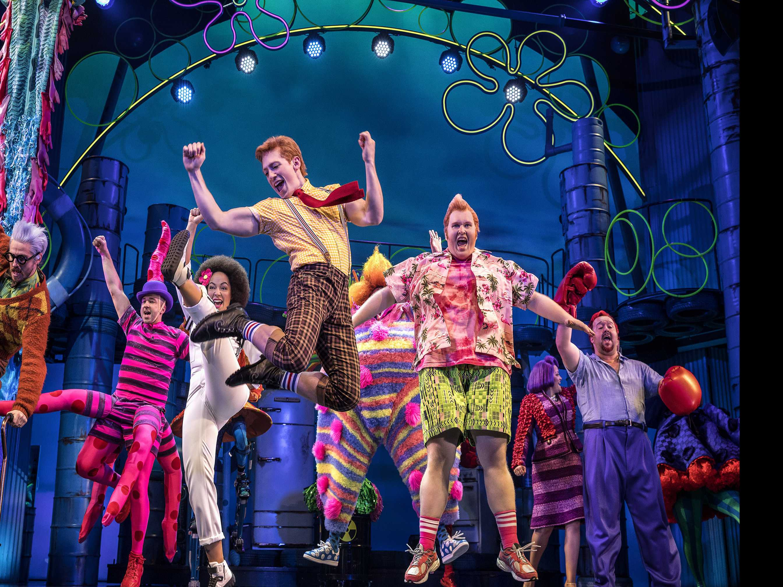 Tony Award Nominations Tuesday Promise Clash of Big Brands