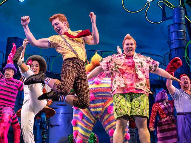Tina Fey's 'Mean Girls,' 'SpongeBob' Musical Lead Tony Nods