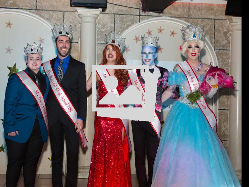 Rhode Island Pride's Triple Crown Pageant 2018 :: April 29, 2018