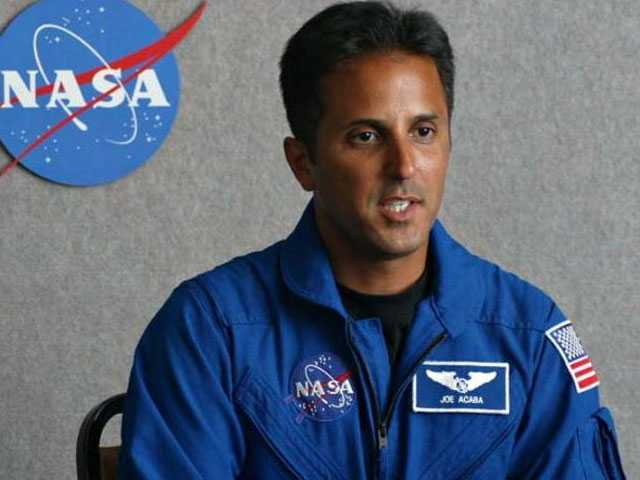Afraid of Heights in Space: NASA Astronaut Details Flight