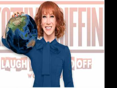 Legendarily Irreverent Comic Kathy Griffin is Back on the Road with More North American Dates for Her 'Laugh Your Head Off' World Tour