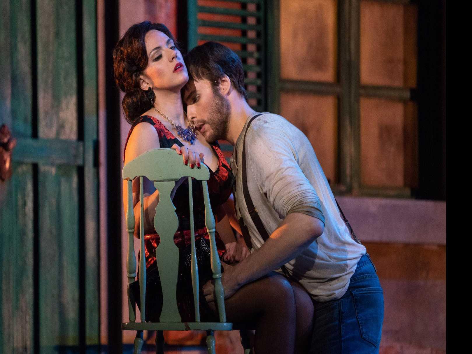 Review :: Carmen. Opera Philadelphia