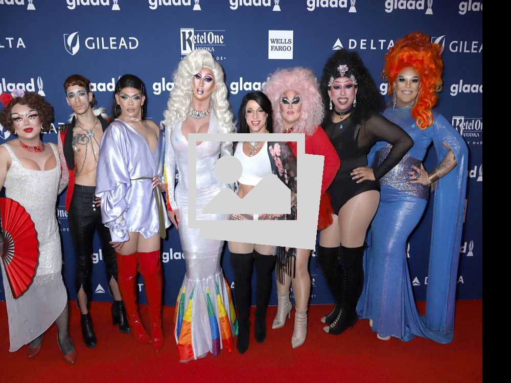 GLAAD Media Awards @ The New York Hilton :: May 5, 2018
