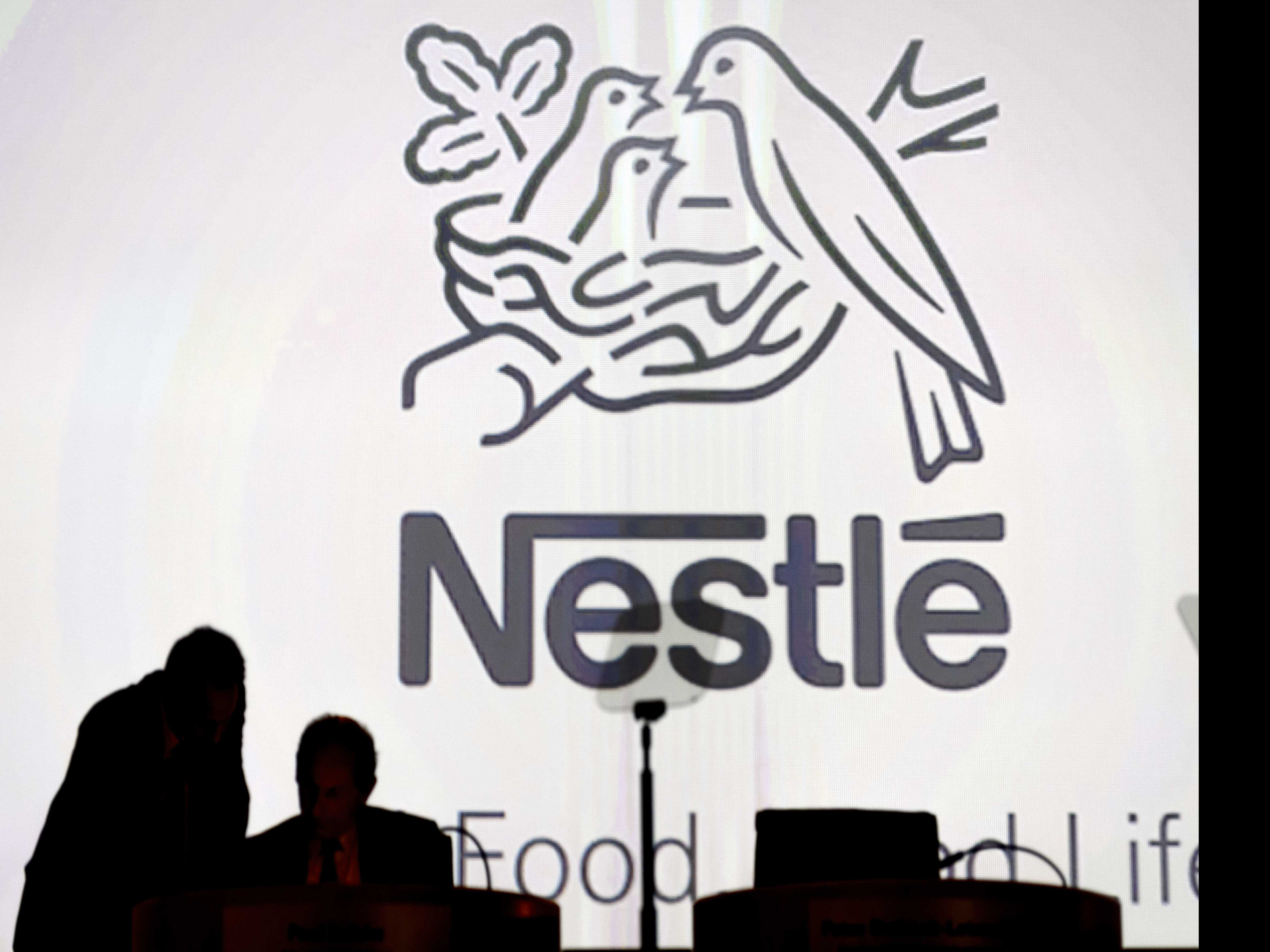 Nestle Takes Over Sales of Starbucks in Grocery Aisle