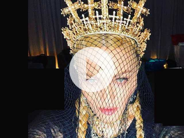 Watch: Madonna Debuts New Music with Surprise Performance at Met Gala