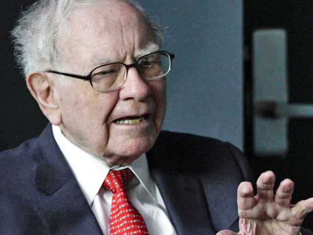 Buffett Says Stocks Remain Best Investment Option for Most