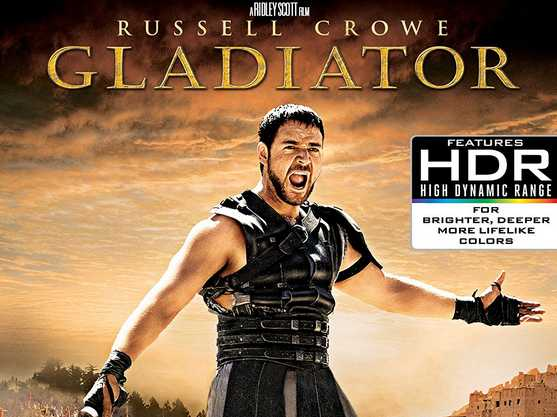 Review :: Gladiator