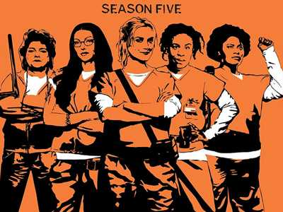 Orange Is The New Black - Season Five