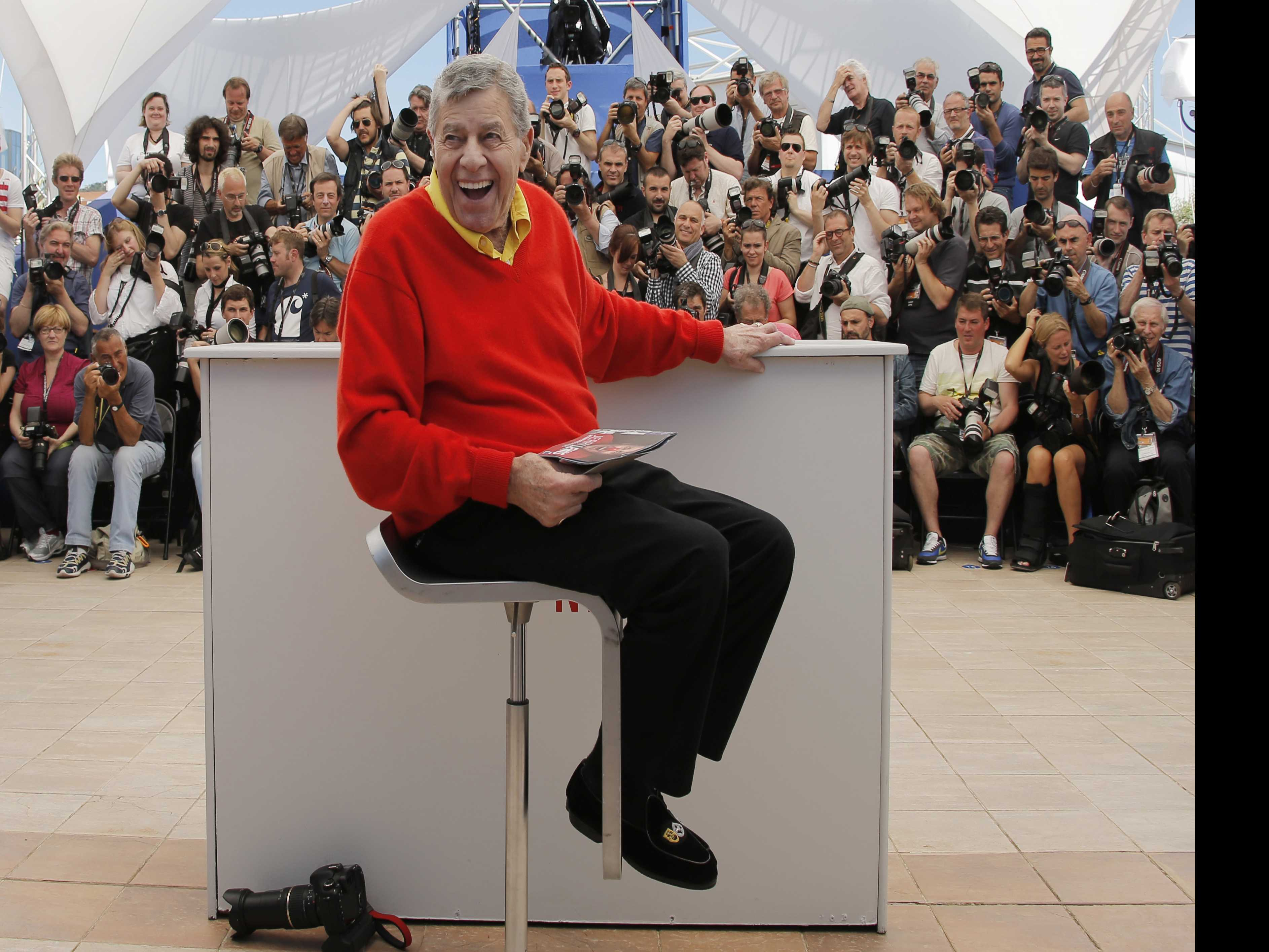Watches, Wardrobe of Comedian Jerry Lewis to be Auctioned