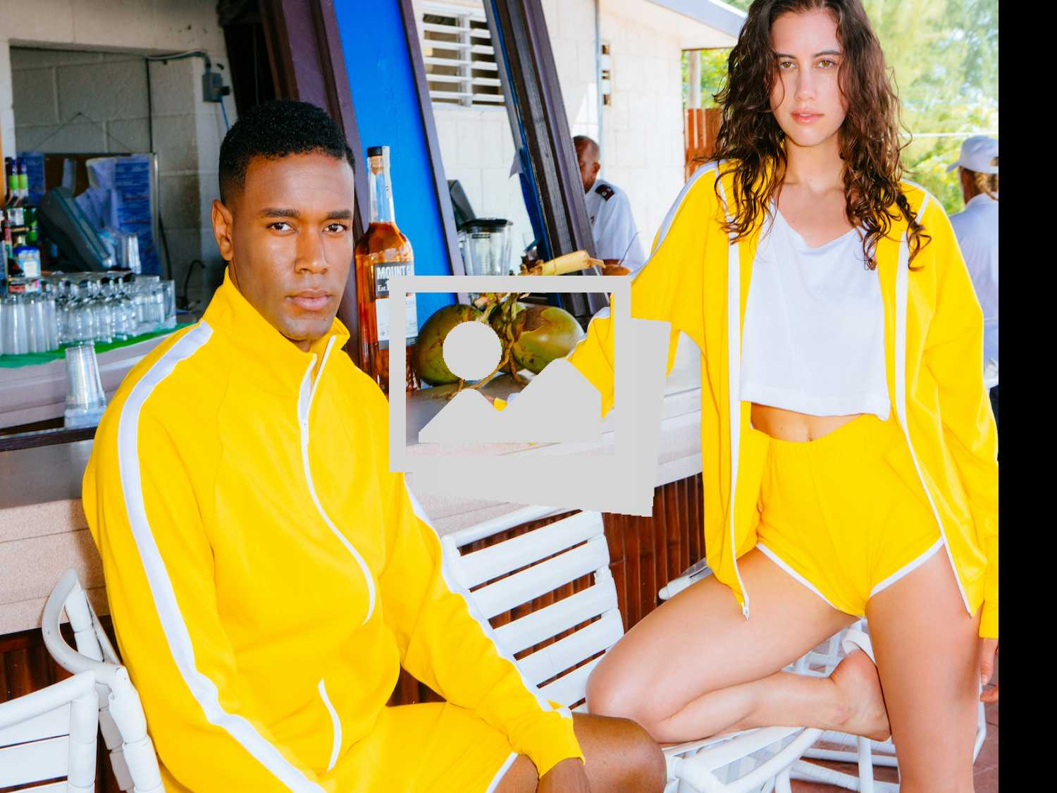 First Look: American Apparel's Loop Terry Collection