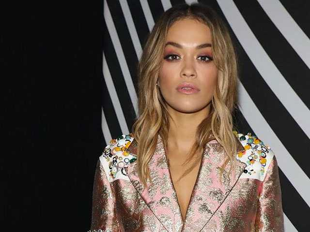 Responding to Criticisms, Rita Ora Apologizes for 'Girls': I've had Relations with Men & Women