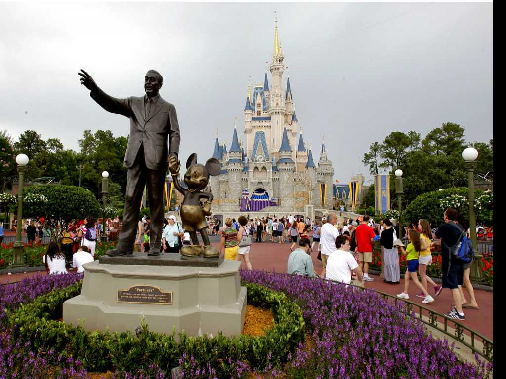 Disney World's Lyft Drivers Can Join Union