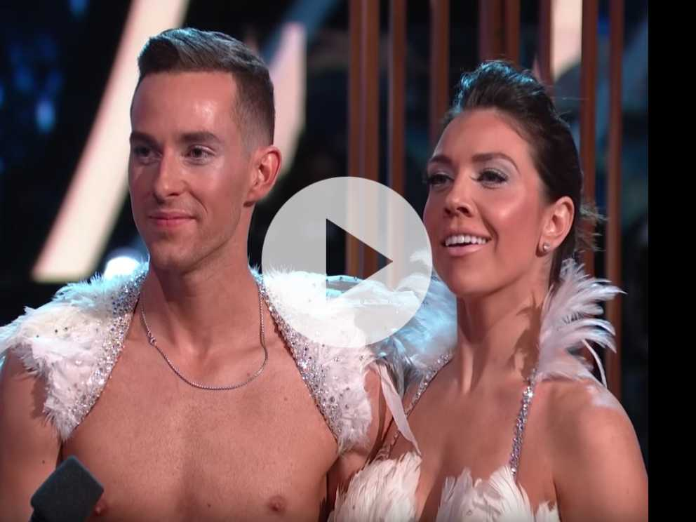 Watch: Is Adam Rippon Going to Win 'Dancing with the Stars'?