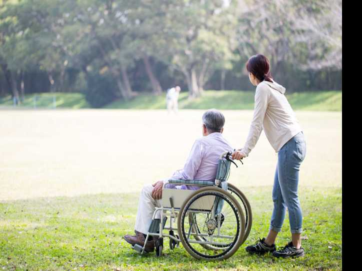 Young Adults Feel Stress of Long-Term Care