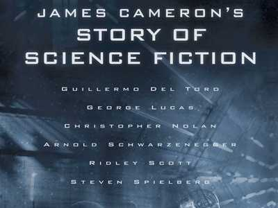 Review :: James Cameron's Story Of Science Fiction