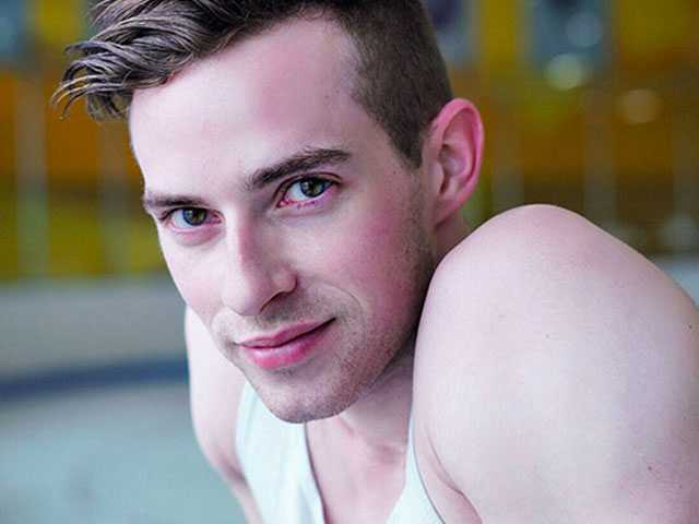 Talking with Adam Rippon :: 'Important to Share Who I Am'