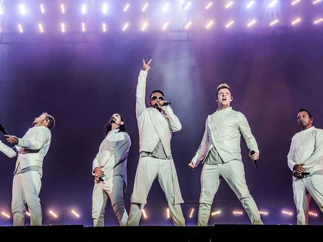 Watch: Backstreet Boys Release New Single and Video