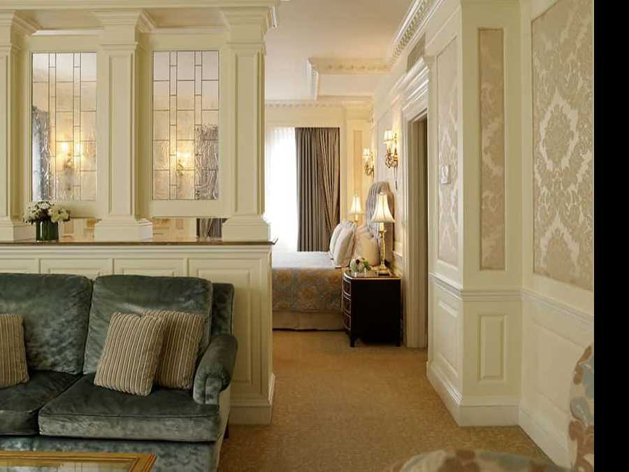 Slumber Party: The Judy Garland Suite at Boston's Lenox Hotel